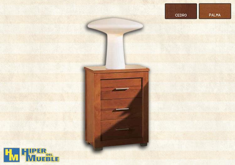 Mesilla 3 cajones for El hiper del mueble