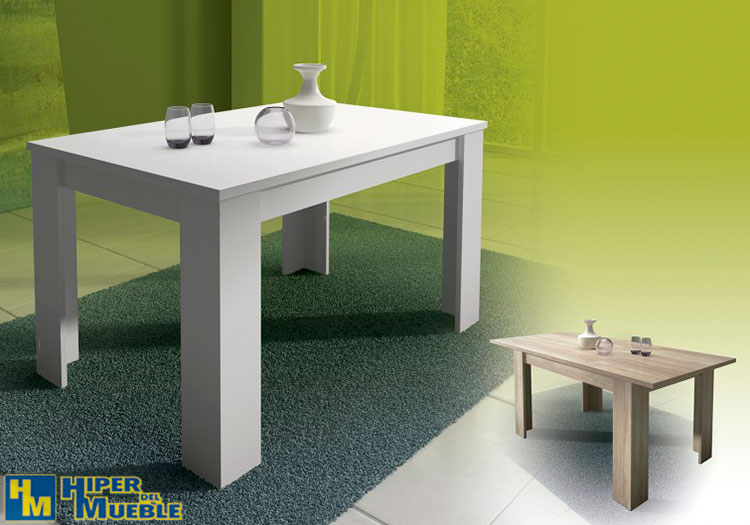 Mesa comedor extensible for El hiper del mueble