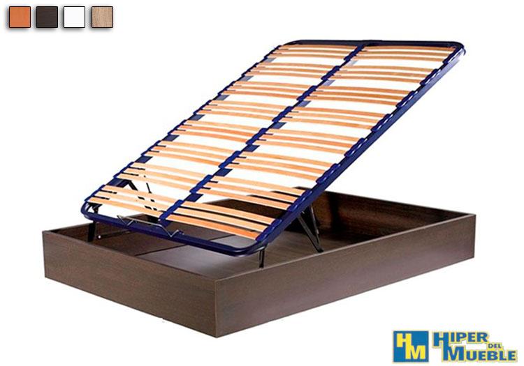 Canape madera abatible for El hiper del mueble