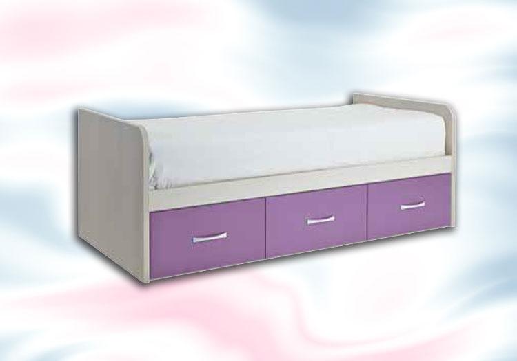 Las mejores ofertas en camas nido y compactos somos for Camas nido ofertas